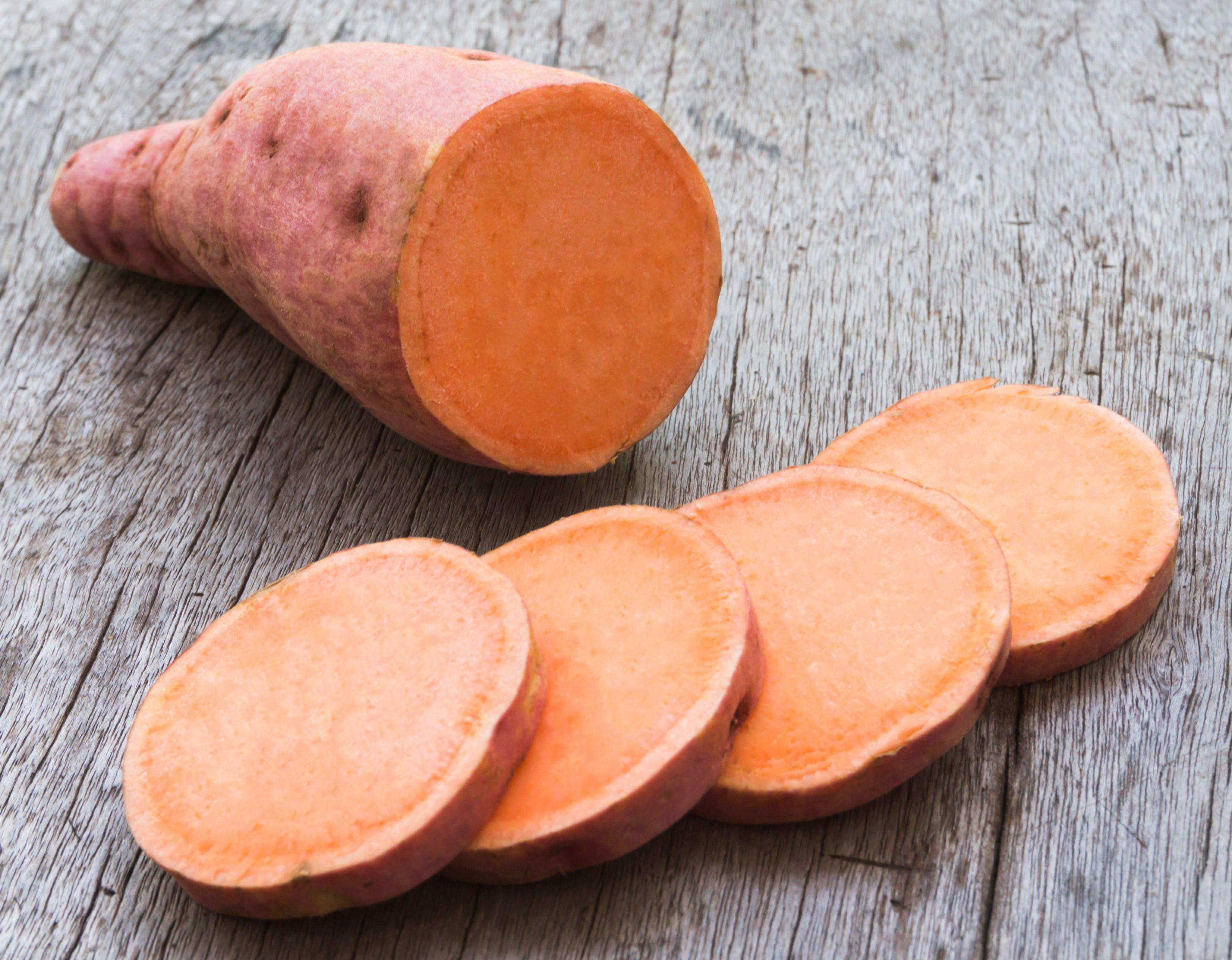 5 Unexpected Health Benefits of Sweet Potatoes