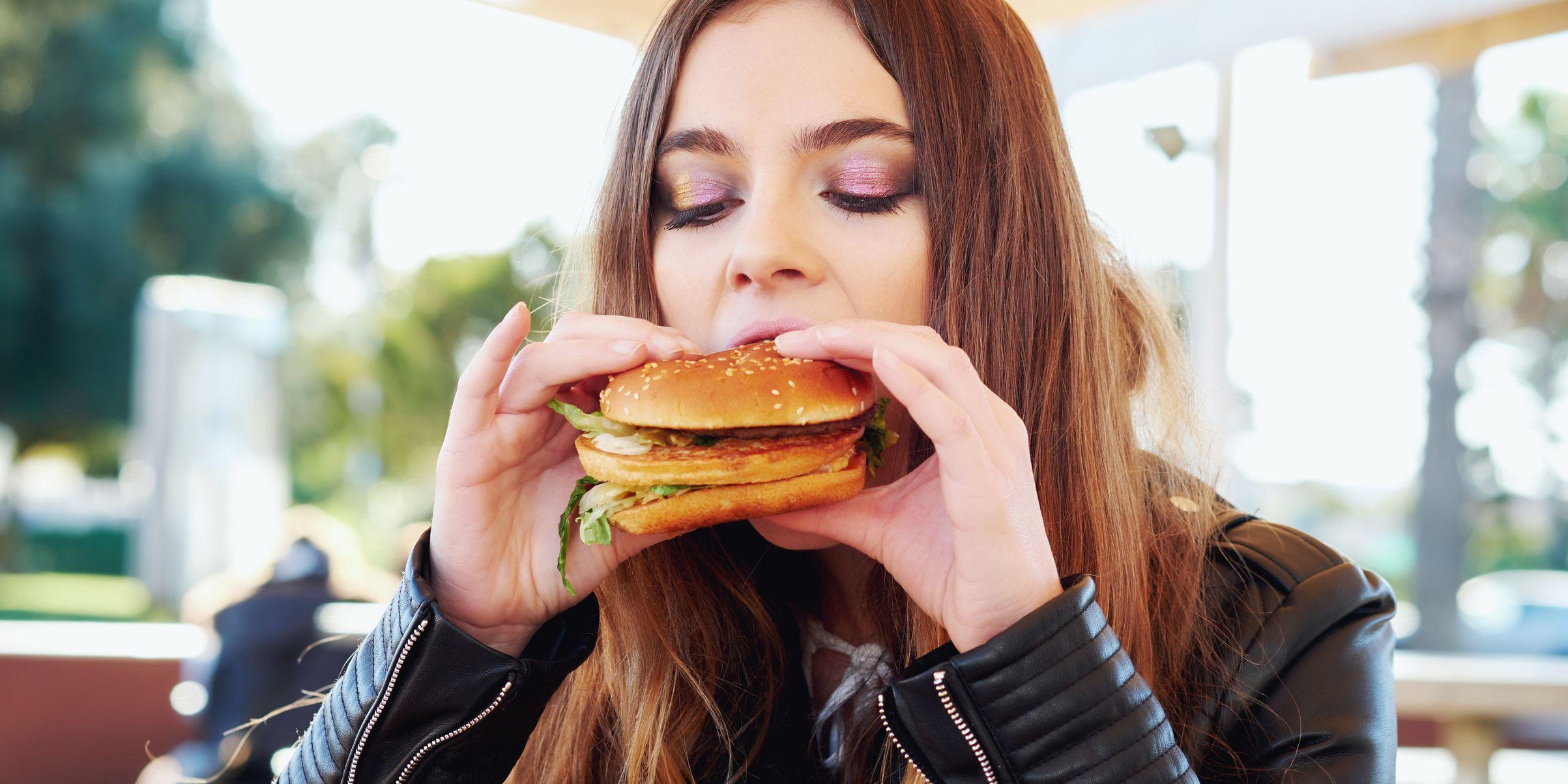 McDonalds, minder calorieën