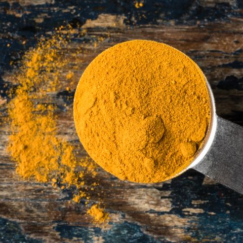 Close-Up Of Yellow Spice