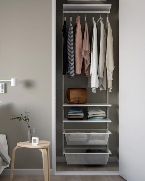 closet system small