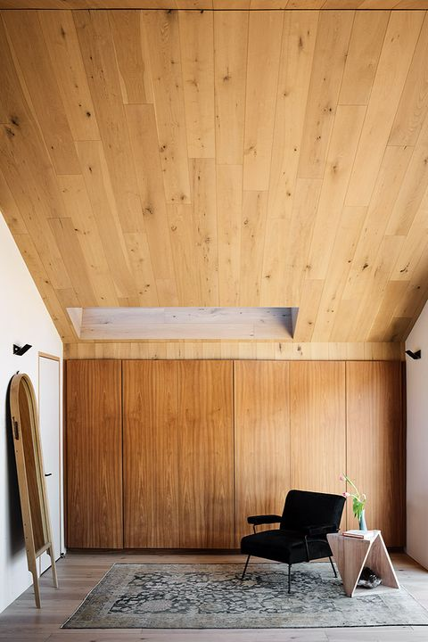 modern home dressing room