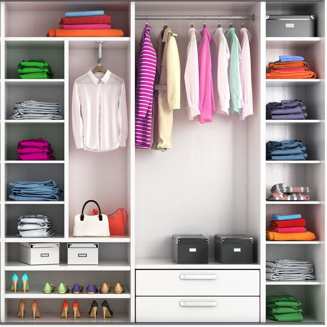 15 Diy Closet Organization Ideas Best Closet Organizer Ideas