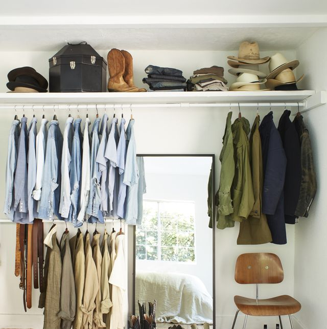 30 Best Closet Organization Ideas - How
