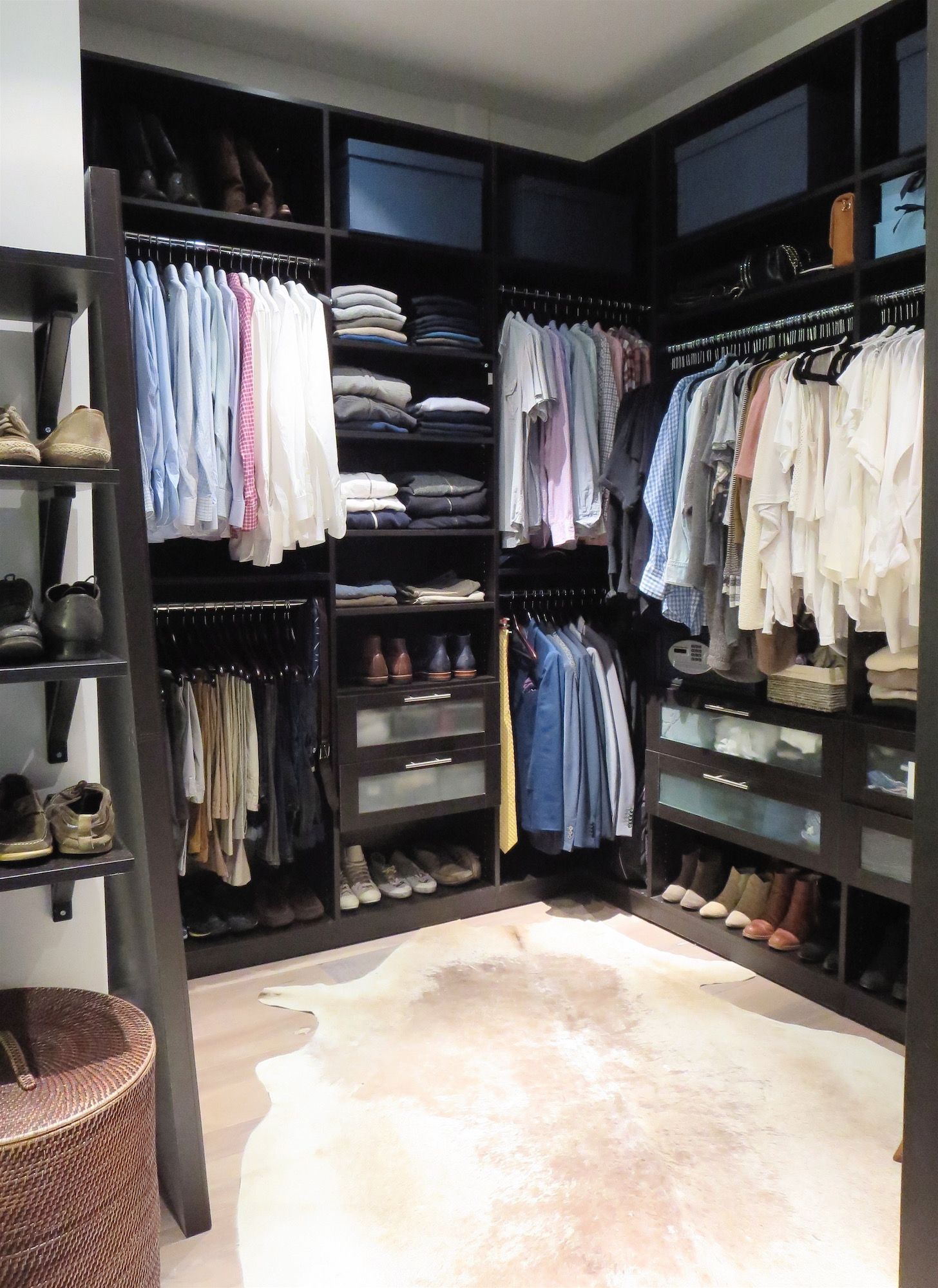 30 Stylish Closet Organization Tips - Best Closet Organizing Ideas