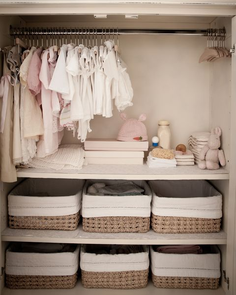 closet organization storage ideas basket storage