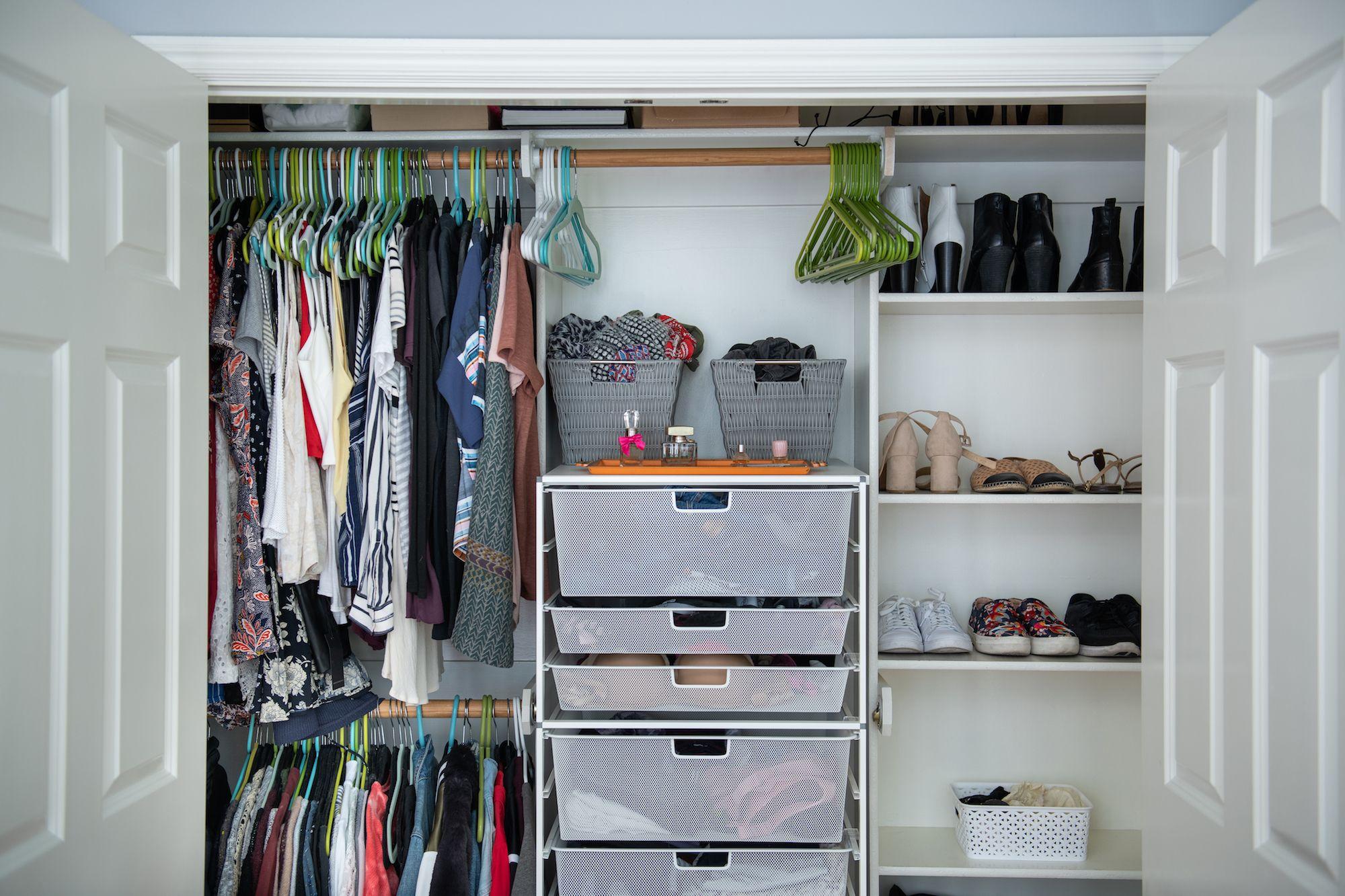 Closet Organization Storage Ideas How To Organize Your Closet