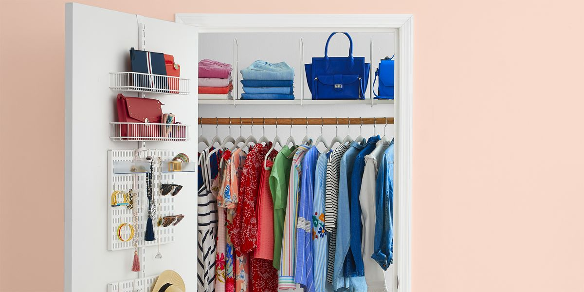 30 Closet Organization Ideas – Best DIY Closet Organizers