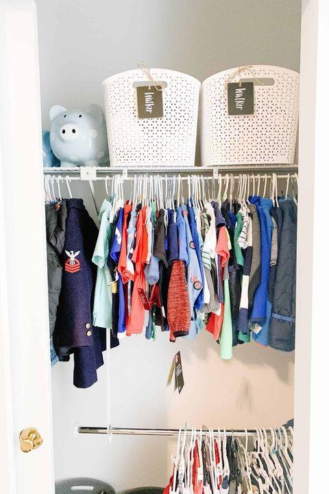 30 Closet Organization Ideas Best Diy