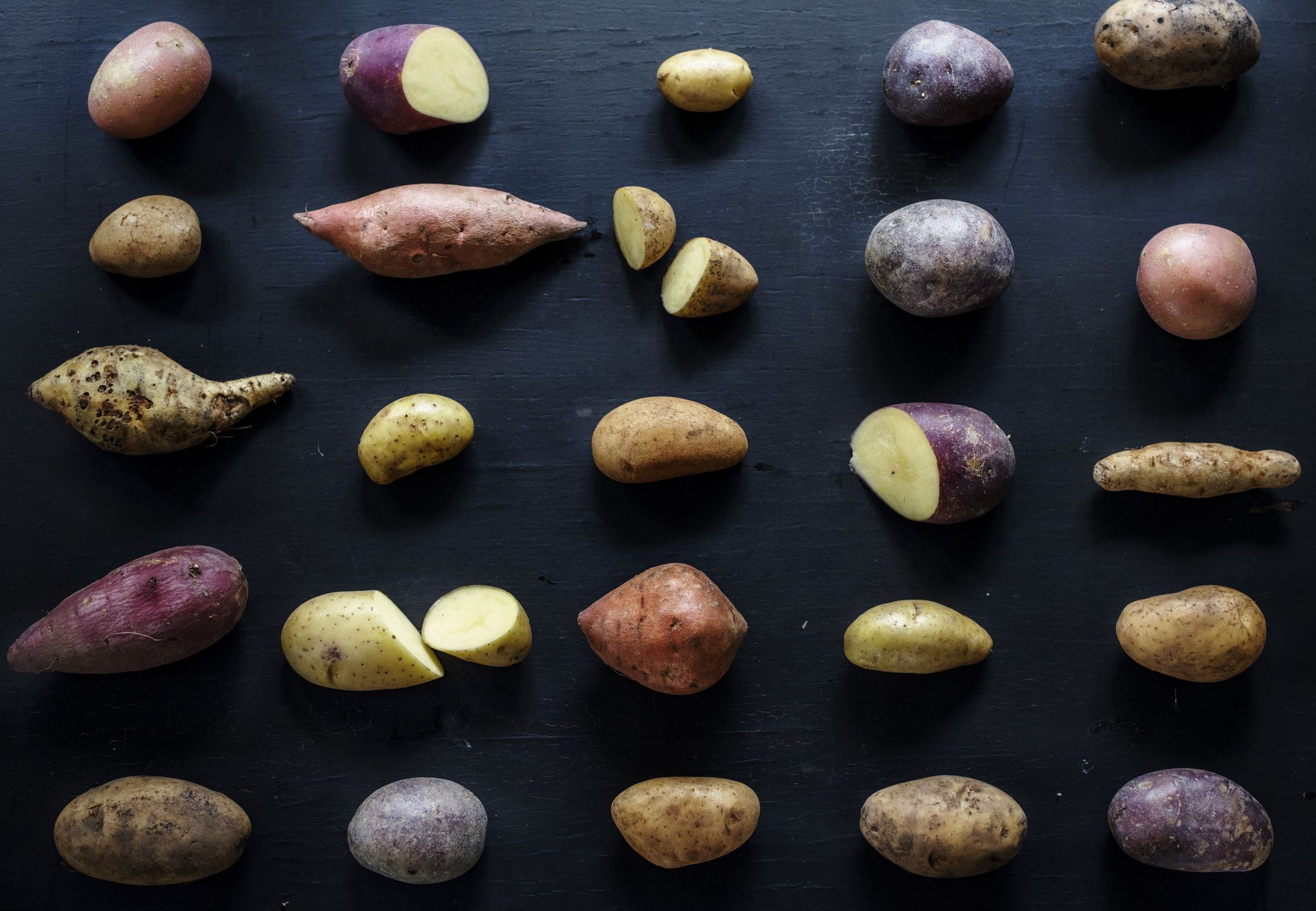 Sweet Potatoes Vs. Potatoes: Which Are Healthier? Nutritionists Weigh In