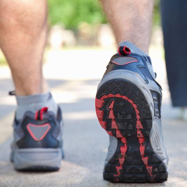 exercise walking shoes