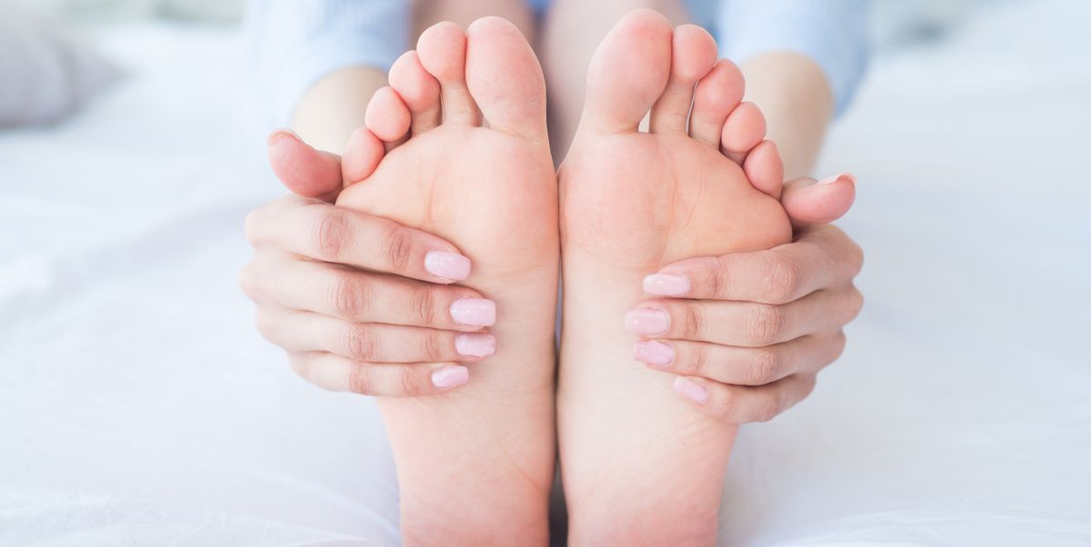 Peeling Feet Causes And Treatments, According To Experts