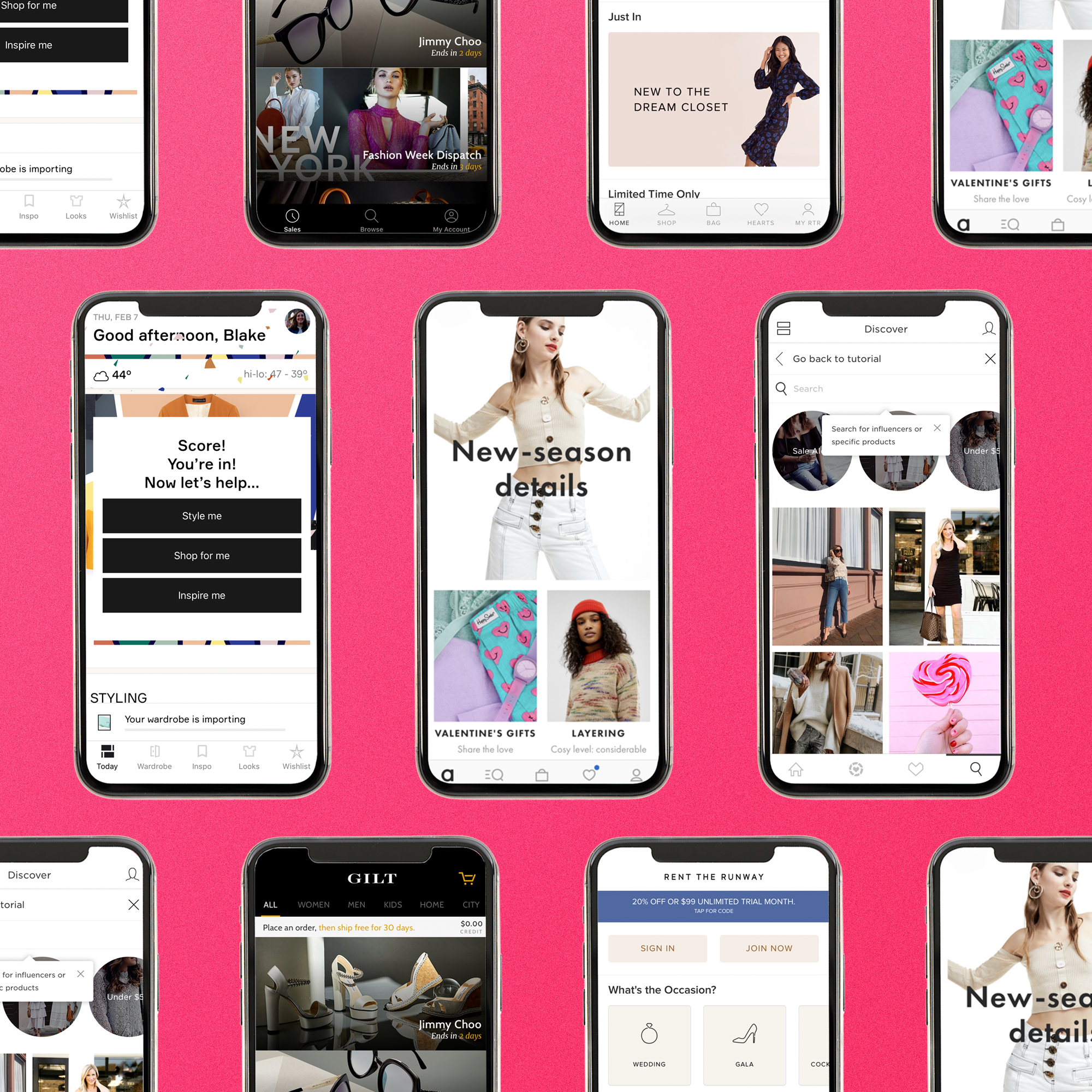 16 Best Clothing Apps to Shop Online 2019 - Top Fashion