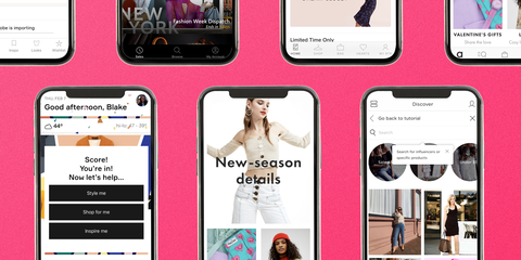 0a43dcb14 16 Best Clothing Apps to Help You Organize, Style, and Shop On the Go
