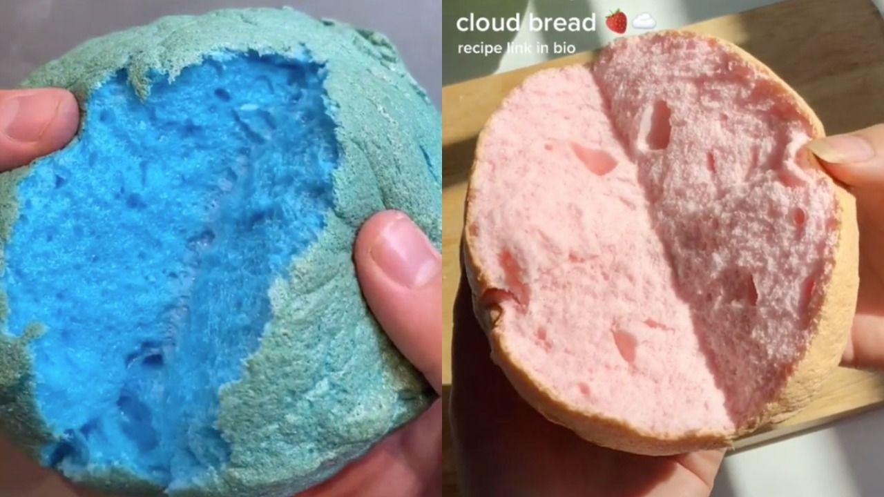 People On TikTok Are Making 11-Ingredient Cloud Bread
