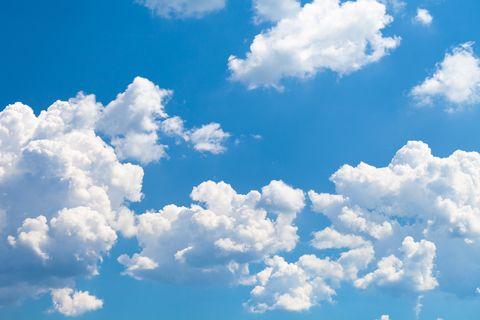 hoe ontstaan wolken