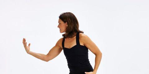 anti-aging tai chi workout
