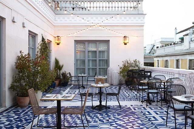terraza club67, espacio clandestino, del only you boutique hotel