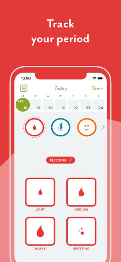ovulation apps for iphone