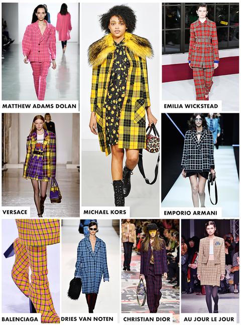Plaid, Clothing, Fashion model, Pattern, Fashion, Tartan, Outerwear, Design, Textile, Fur,