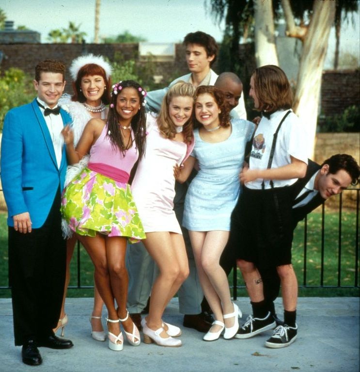 'Clueless' Cast Reunites for the Movie's 25 Anniversary at Chicago Comic & Entertainment Expo