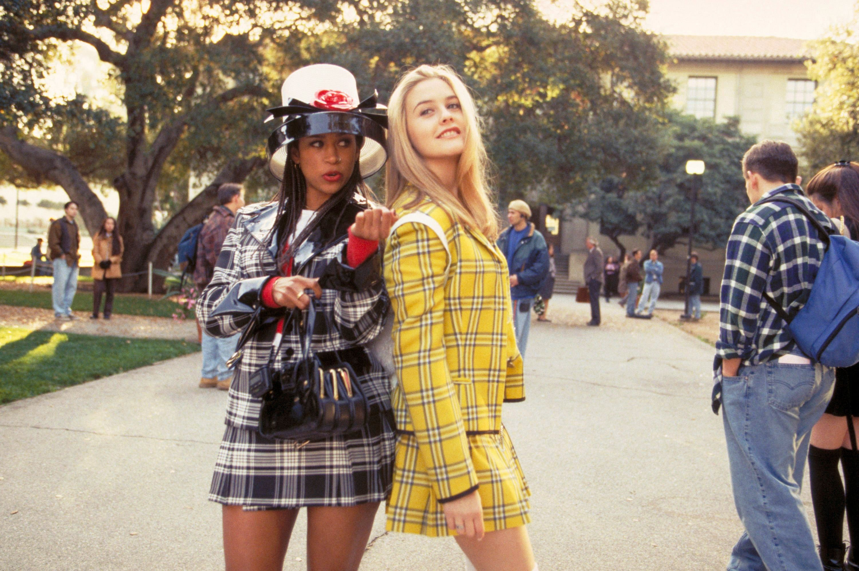 Clueless Costume Designer Mona May On Redefining 90s Fashion