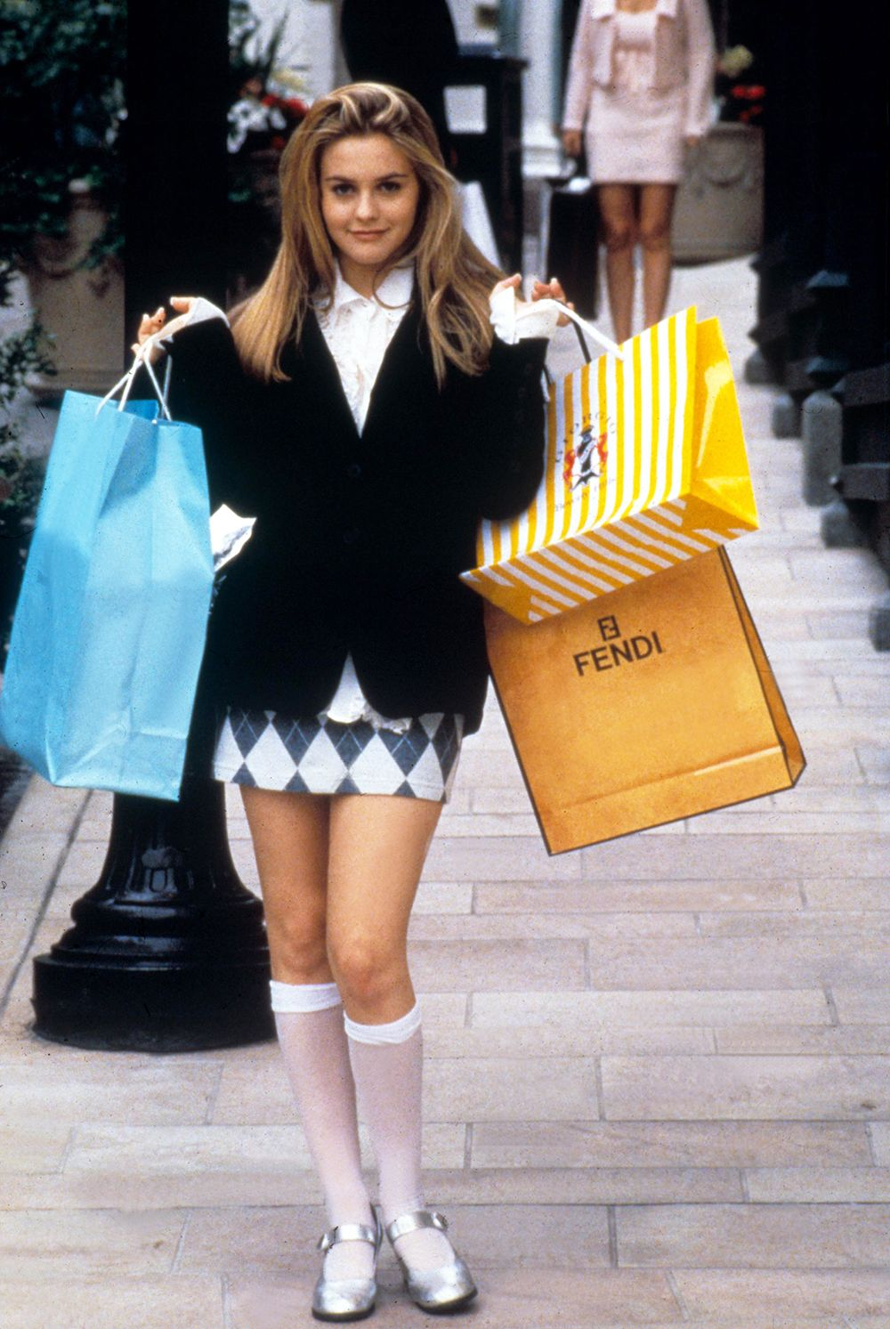 """Clueless (1995) This modern retelling of Jane Austen's Emma centers on Cher (Alicia Silverstone): a superficial, attractive, wealthy 16-year-old in Beverly Hills. She plays matchmaker for teachers and students alike, gets dressed with an interactive carousel of clothing options, and conducts a makeover on a """"tragically unhip"""" new girl."""