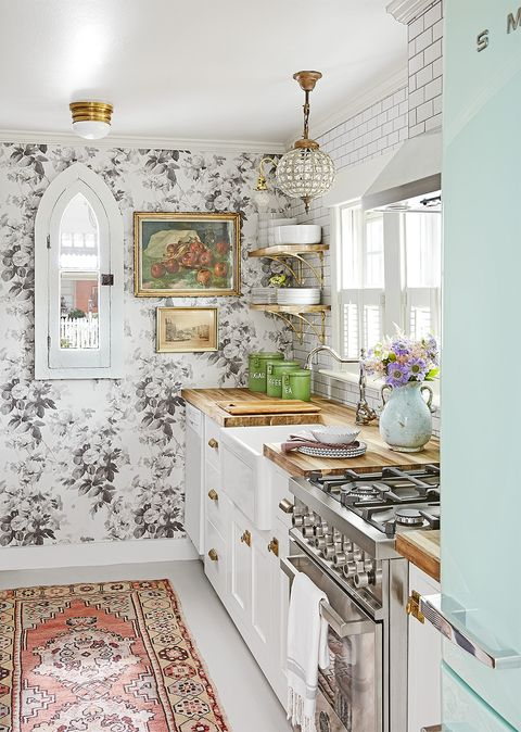 60 Best Kitchen Ideas - Decor and Decorating Ideas for ... Kitchen Ideas Pop Of Color Wall Paper on kitchen floor covering ideas, kitchen tables ideas, kitchen painting ideas, kitchen brick ideas, kitchen rugs ideas, kitchen windows ideas, kitchen decor ideas, kitchen paneling ideas, kitchen doors ideas, kitchen bathroom ideas, kitchen blinds ideas, kitchen wallpaper designs, modern small kitchen design ideas, kitchen electrical ideas, kitchen wood ideas, kitchen photography ideas, kitchen mirror ideas, kitchen art ideas, kitchen signs ideas, kitchen furniture ideas,