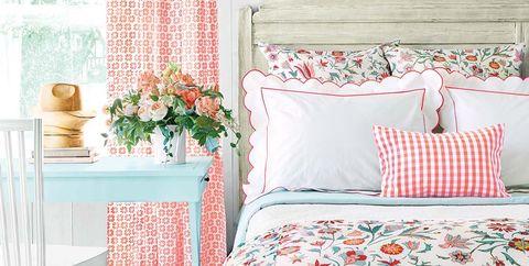Dormitorio colorido