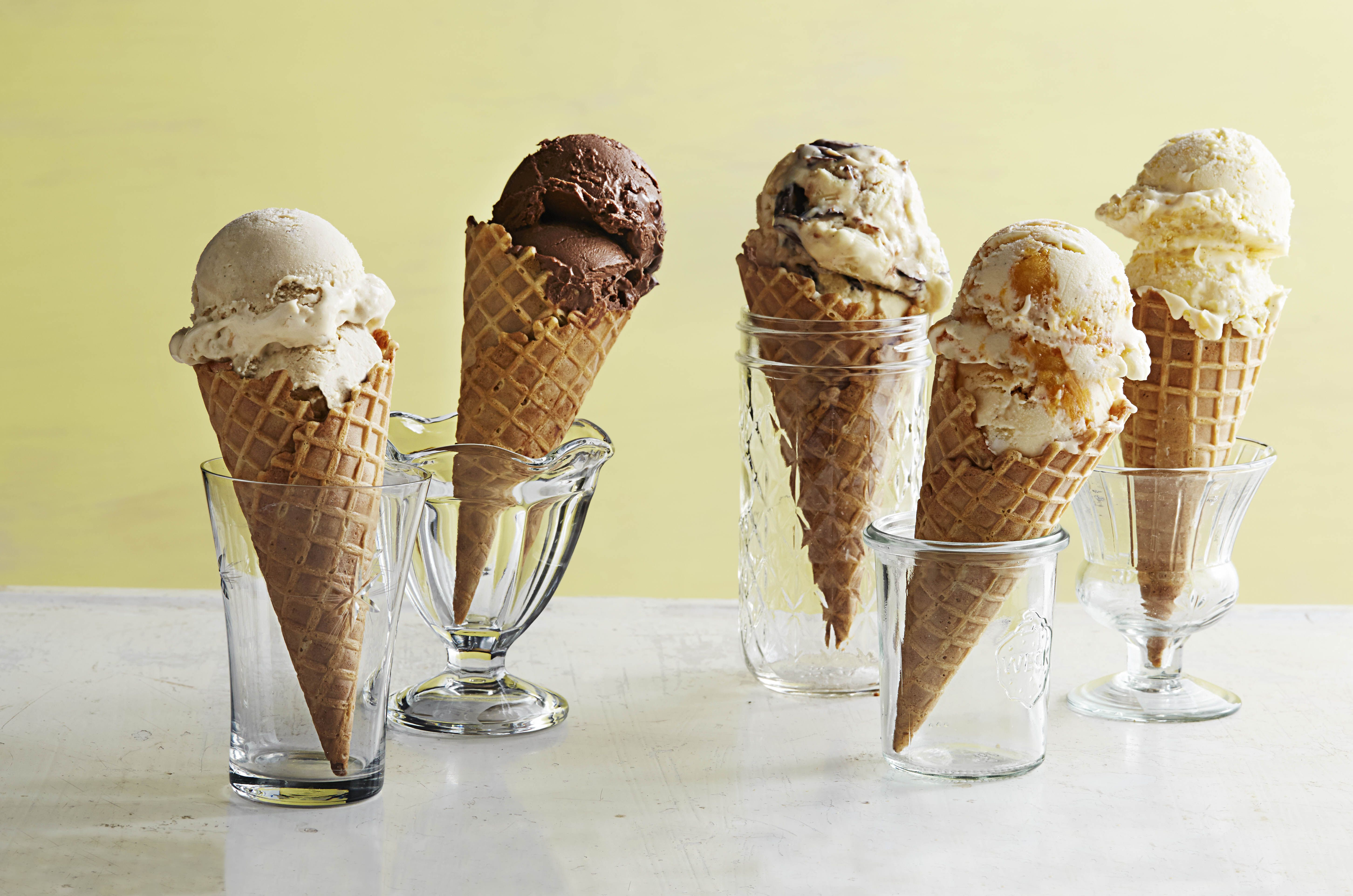 What's the Difference Between Custard and Ice Cream?