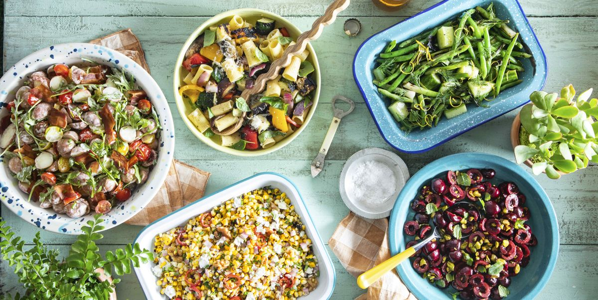 Planning Your Fourth of July Cookout? Include One of These Easy Delicious Salads