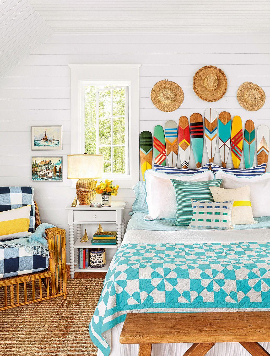 dormitorio verano