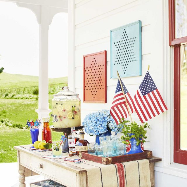 15 Memorial Day Decorations Diy Patriotic Decorations For