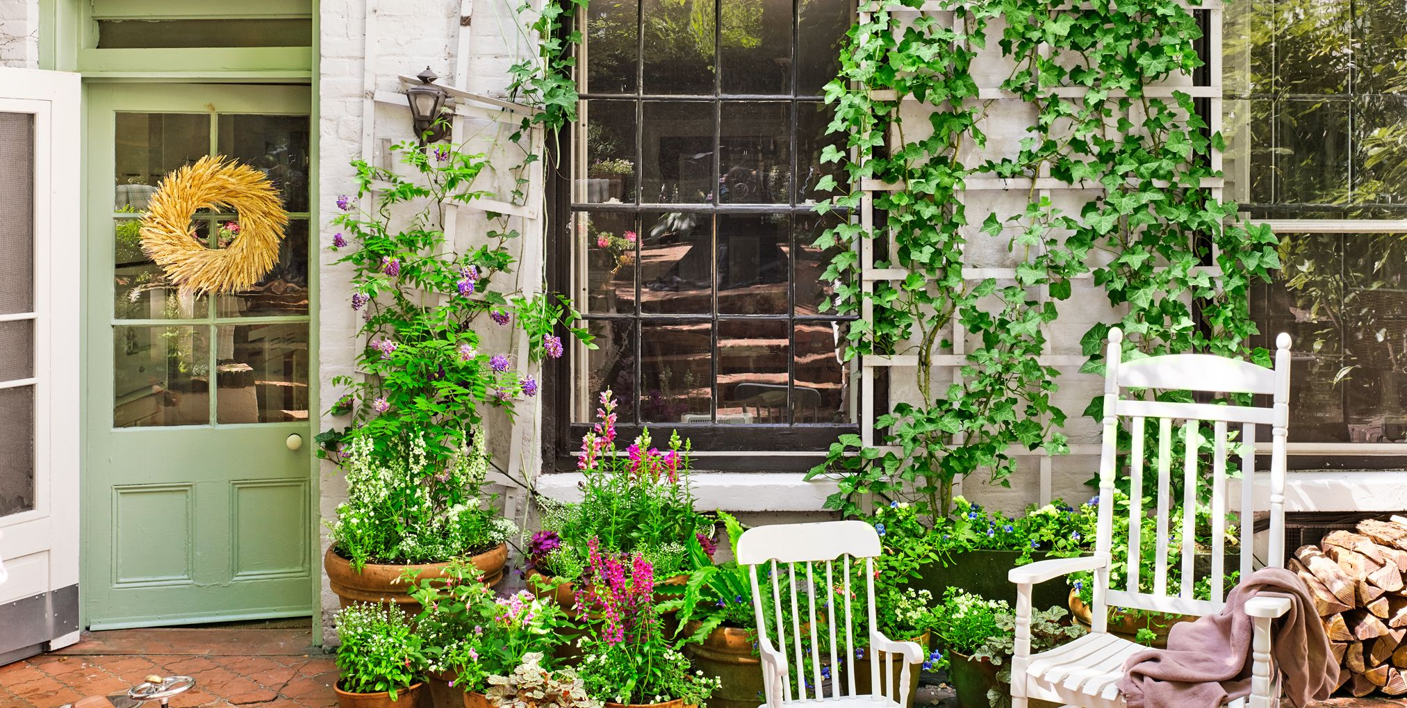 18 Creative Ways to Grow a Garden, Even When You're Short On Space