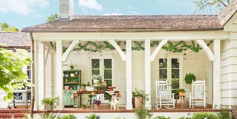 28 Charming Front Porch Ideas Chic Porch Design And Decorating Tips