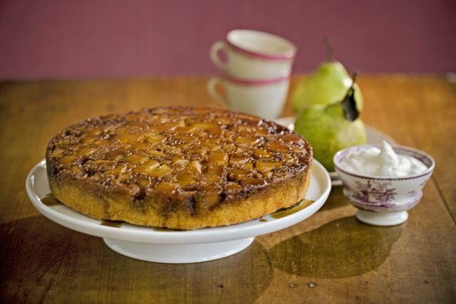 polenta pineapple upside down cake