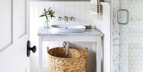 baño natural
