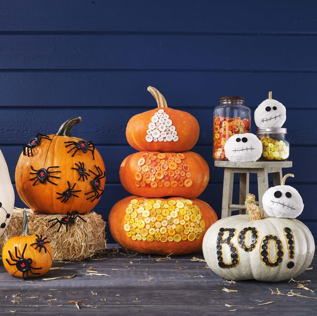 100 Creative Pumpkin Decorating Ideas Easy Halloween Pumpkin Decorations And Crafts 2020