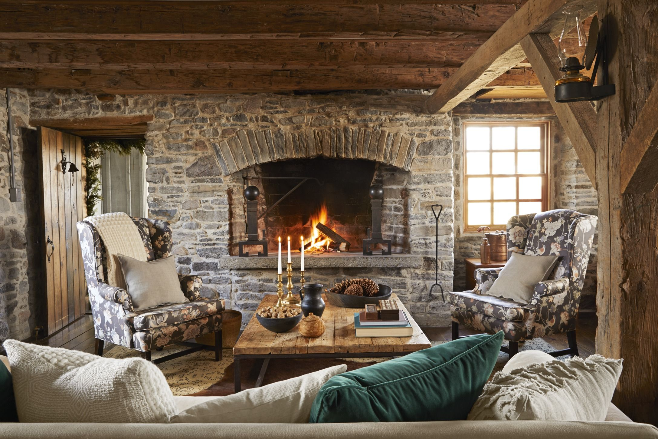 This Cozy Farmhouse Has Something Called a 'Snug Room' and Now We Want One