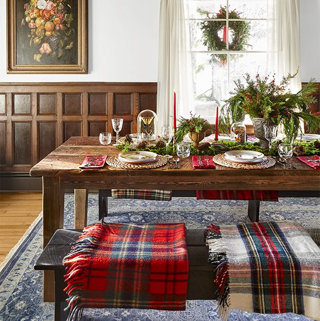 53 Best Christmas Table Settings Decorations And Centerpiece Ideas For Your Christmas Table