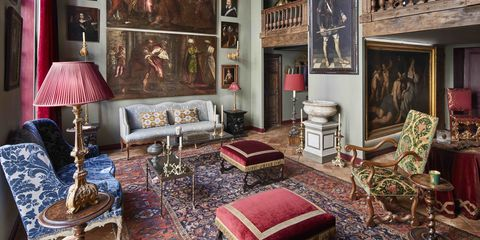Case gli interni pi belli e originali di case loft e for Case arredate classiche