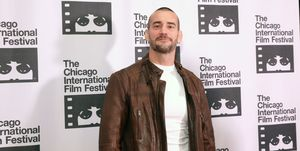 Red Carpet Premiere Of Girl On The Third Floor At The Chicago International Film Festival