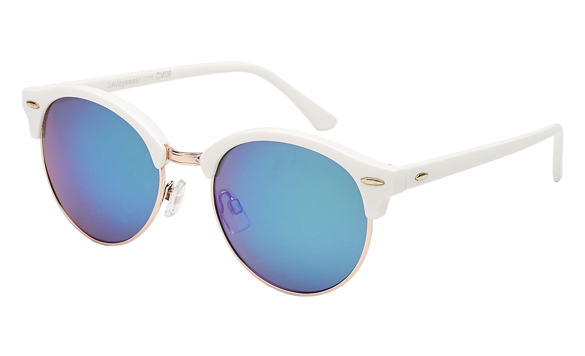 cosmopolitan white sunglasses
