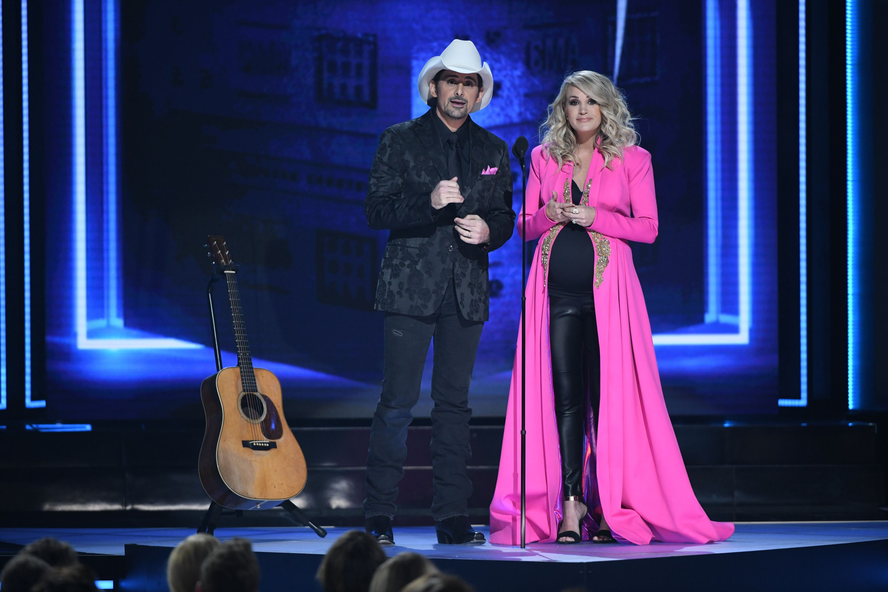 The Real Reason Brad Paisley Isn't Co-Hosting the 2019 CMA Awards With Carrie Underwood