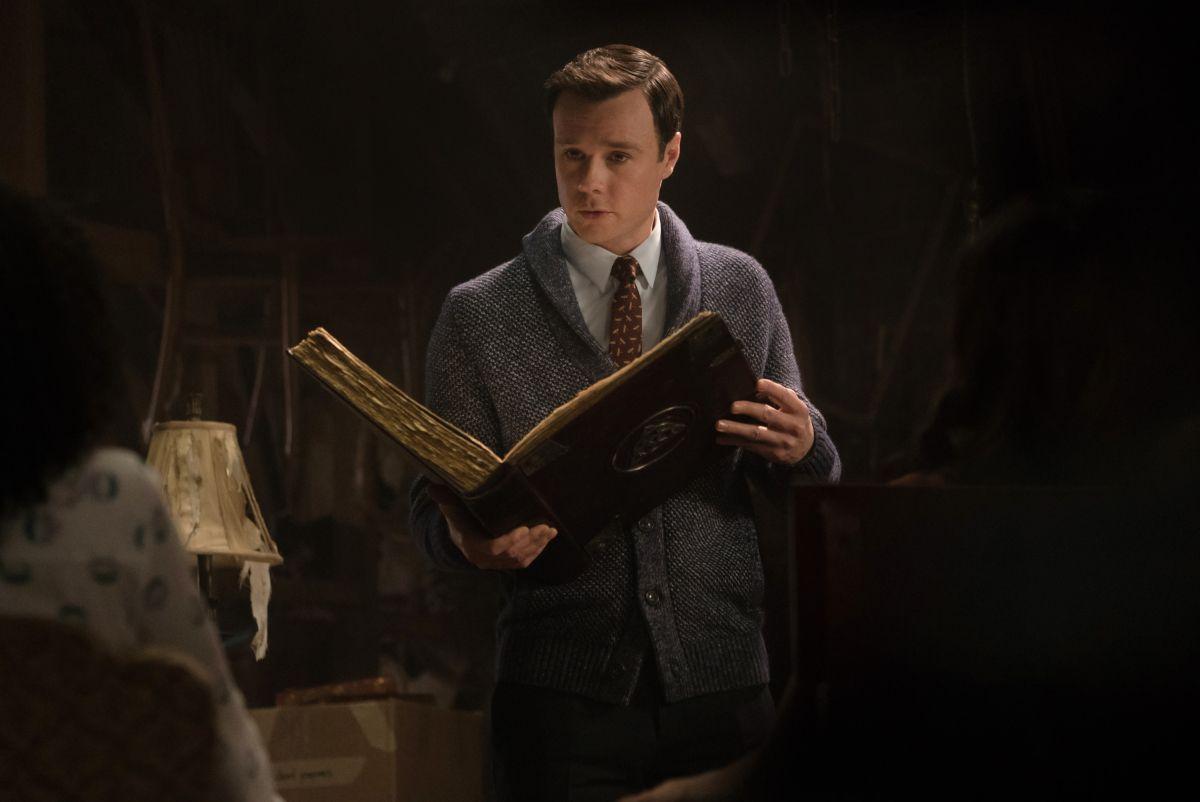 Rupert Evans (Harry Greenwood)