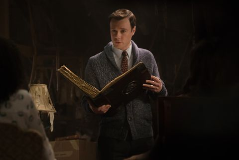Rupert Evans (Harry Greenwood)