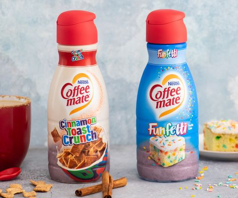 Coffee Mate Is Coming Out With Cinnamon Toast Crunch And