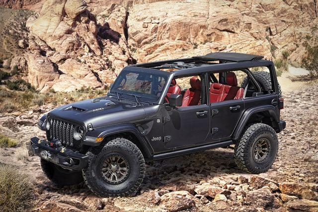 jeep rubicon 392 concept