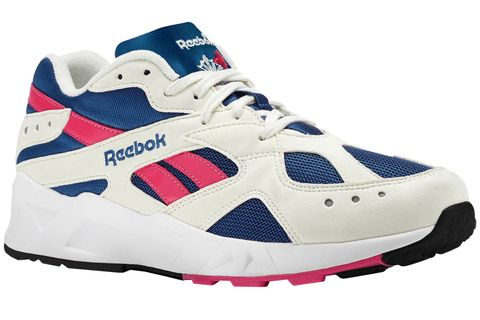 Reebok Just Brought Back an Iconic  90s Shoe - Reebok Aztec Relaunch 7030a8912