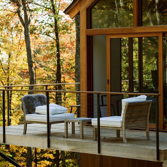 hudson woods cabin