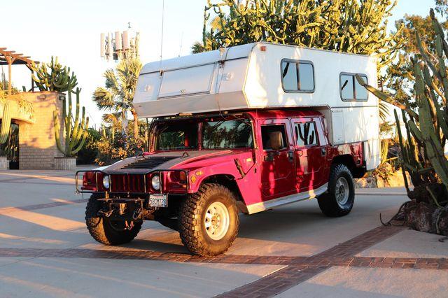 hummer h1 camper